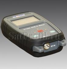 Компактный анализатор DVB-С C1200+
