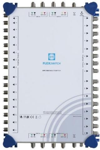 Каскадируемый мультисвитчер DRC0932
