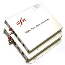 Комплект для передачи A/V по оптике