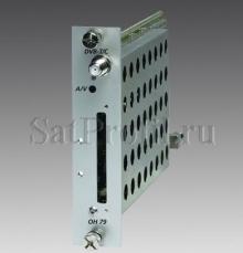 Модуль цифрового эфирного ТВ DVB-T2/C/RF WISI OH792