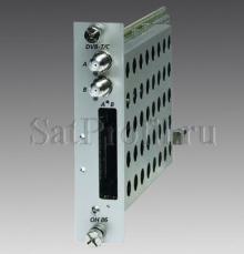 Модуль cдвоенный трансмодулятор 2*DVB-T/T2/C -> 2*QAM с CI интерфейсом OH862