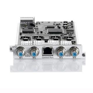 Модуль-стриммер GT31W DVB-S/S2/T/T2/C(×4) в IP.