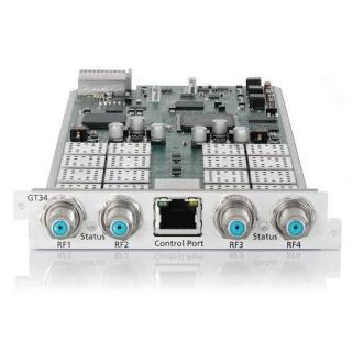 Модуль-стриммер GT34W DVB-S/S2(×16) в IP.